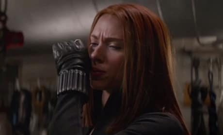 Scarlett Johansson is Black Widow