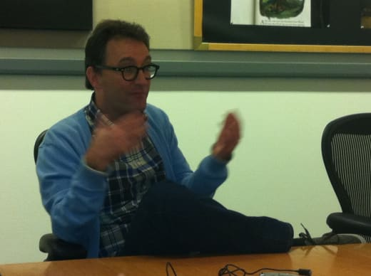Tom Kenny - Voice of Rabbit