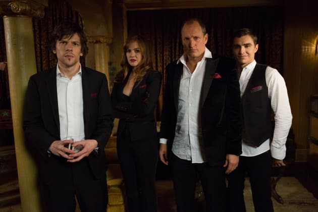 Now You See Me Four Hoursemen Still