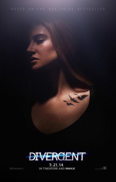 Divergent Shailene Woodley Poster