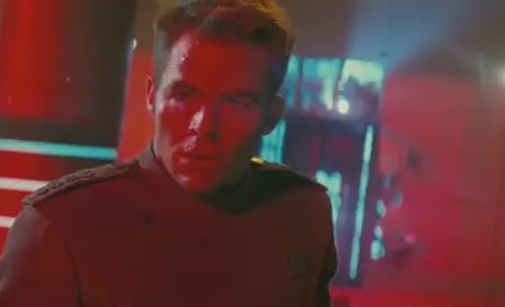 Star Trek Into Darkness Teaser: There's Greatness In You
