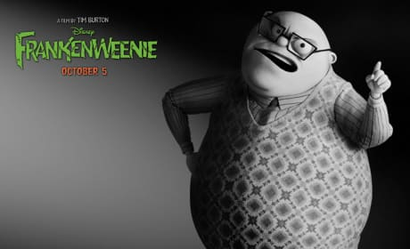 Mr. Burgemeister Frankenweenie Wallpaper