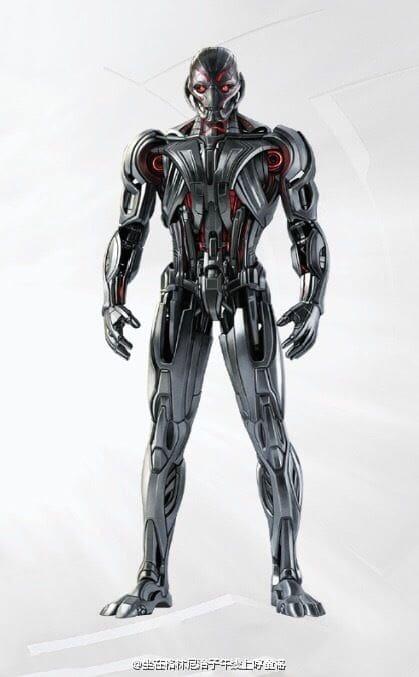 Avengers Age of Ultron Promo Art Ultron
