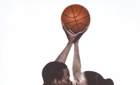 Love & Basketball Full Poster