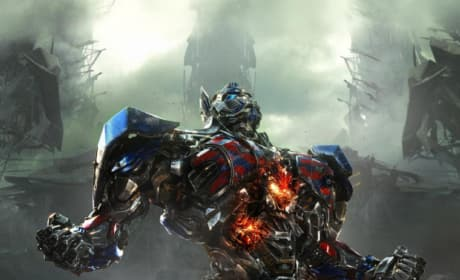 Transformers Age of Extinction Optimus Prime Still