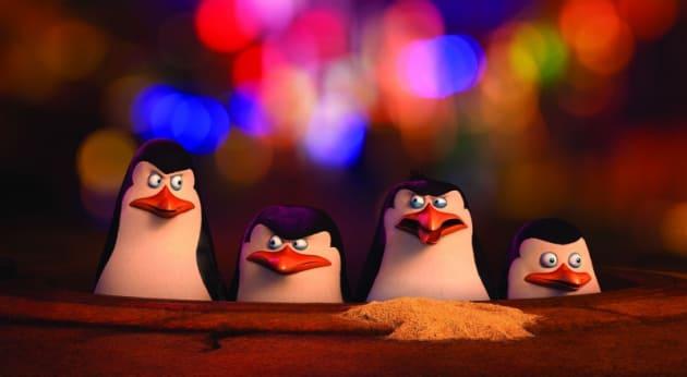 The Penguins of Madagascar Photo