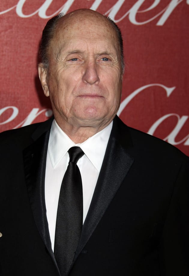 Robert Duvall Photograph