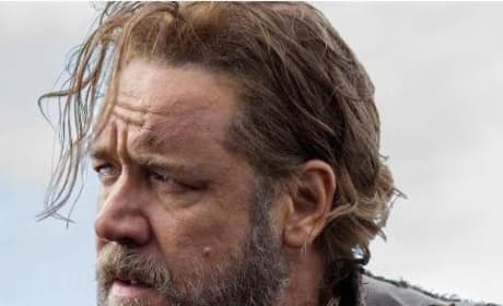 Noah Picture Shows Russell Crowe Looking Like...Russell Crowe