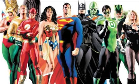 Justice League Greenlight Awaits Man of Steel Results