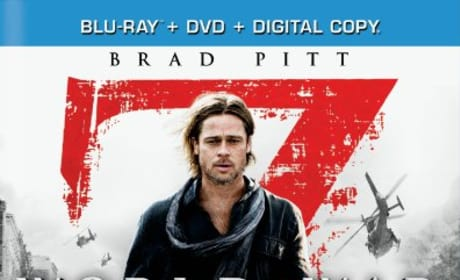 World War Z Blu-Ray/DVD Combo Pack