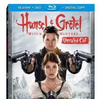 Hansel and Gretel Witch Hunters Blu-Ray/DVD