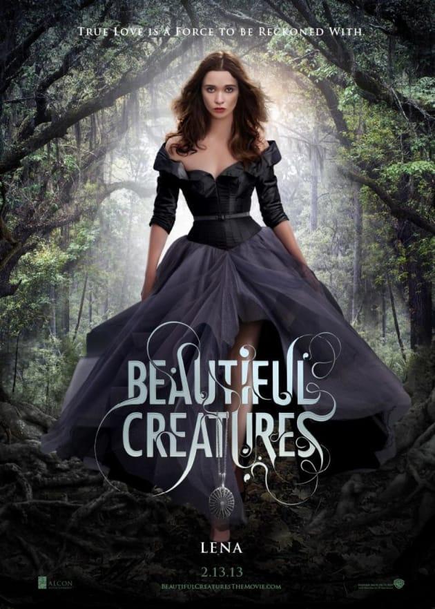 Beautiful Creatures Lena Duchannes Poster