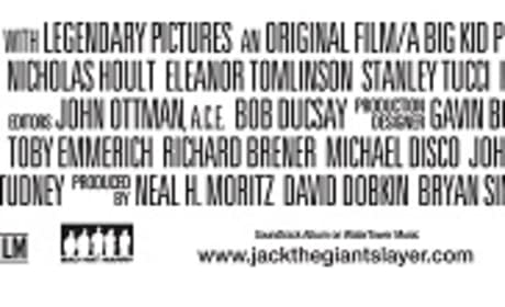 Jack the Giant Slayer Title Credits