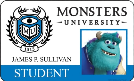 Monsters University Student IDs Introduce All the Monsters
