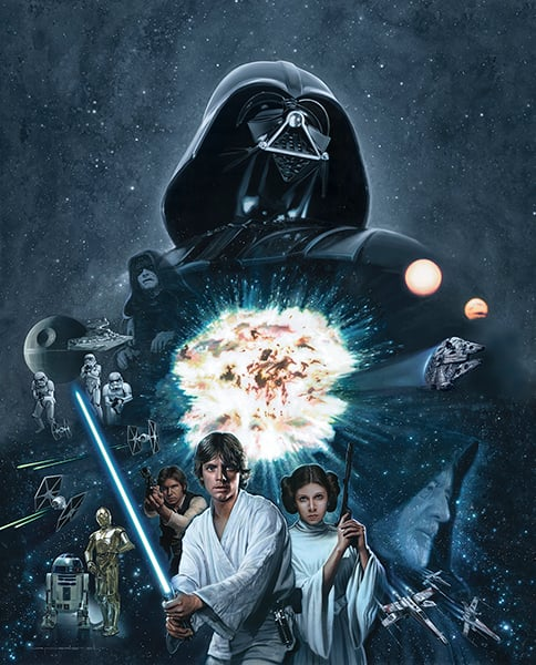 Saga Poster