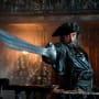 Blackbeard in Pirates of the Caribbean