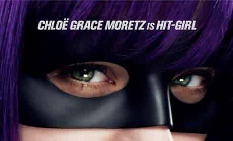 Kick-Ass 2 Character Posters: Chloe Moretz and Jim Carrey