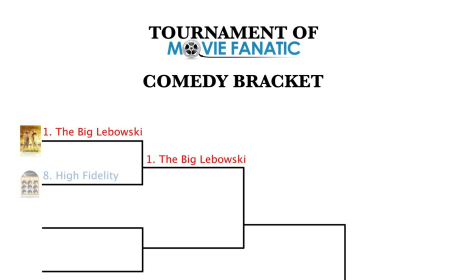 Movie Fanatic Comedy Bracket 6