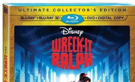 Wreck-It Ralph DVD Review: Living in Gamer's Paradise