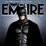 Dark Knight Rises Empire Cover: Batman