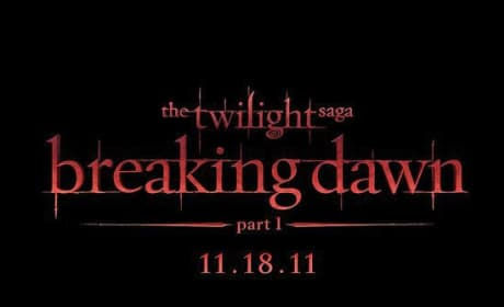 Breaking Dawn Title Art