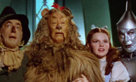 Wizard of Oz in 3D?