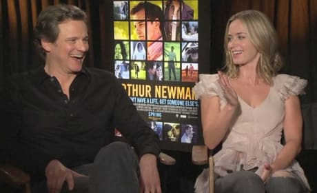 Colin Firth Emily Blunt Picture