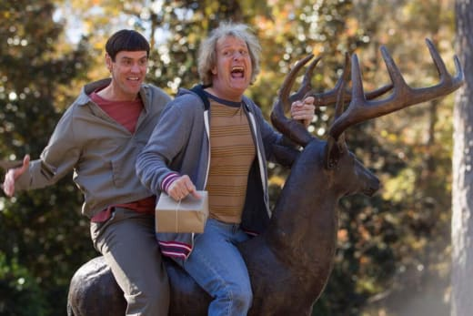 Dumb and Dumber To Jim Carrey Jeff Daniels