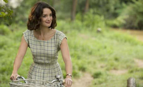 The Hundred Foot Journey Star Charlotte Le Bon