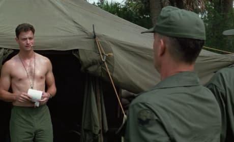 Gary Sinise in Forrest Gump