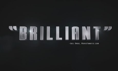 "Iron Man 3 is ""Brilliant"""