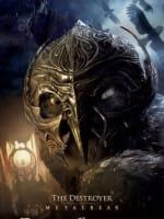 Legend of the Guardians Metalbeak Poster