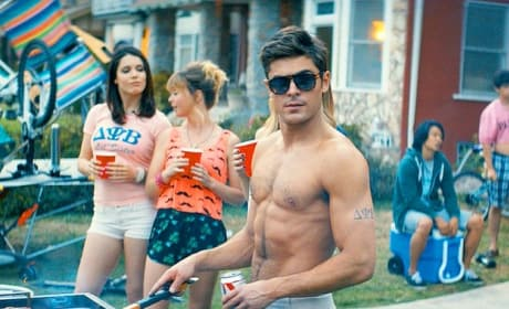 Zac Efron Will Join The Rock For New Baywatch Film!