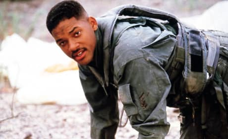 Will Smith Independence Day Photo