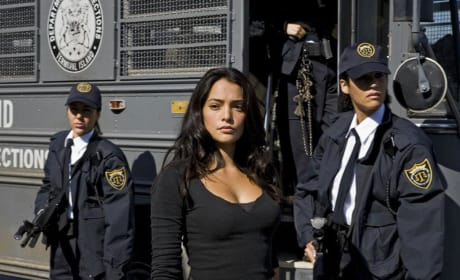 Natalie Martinez in Death Race