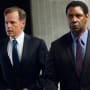 Bruce Greenwood and Denzel Washington in Flight