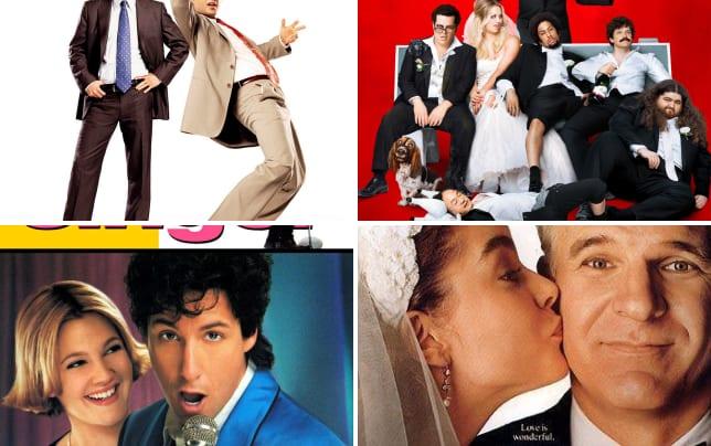 15 best wedding movies wedding crashers
