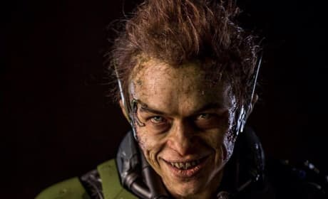 The Amazing Spider-Man 2: Best Green Goblin Pic Yet!
