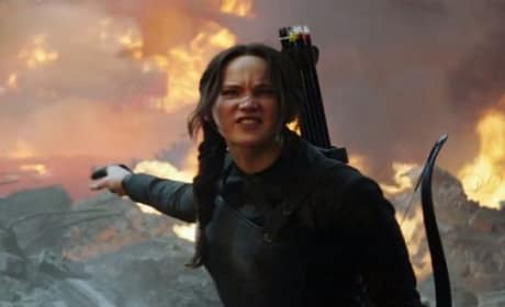 Mockingjay Part 1 TV Spot: No More Games!
