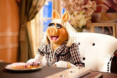 Miss Piggy in The Muppets