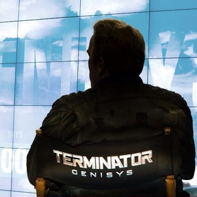 Terminator: Genesys Wrap Photo