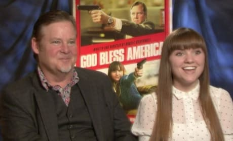 Joel Murray and Tara Lynn Barr Interview