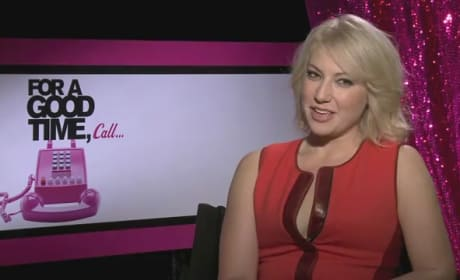 For a Good Time, Call: Ari Graynor Talks Phone Sex & Friends