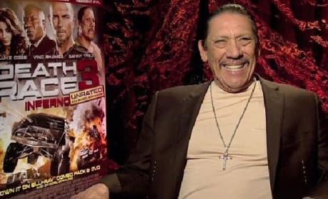 Death Race 3: Danny Trejo Talks Favorite Part of Fame