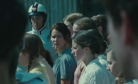 The Hunger Games Trailer: Welcome to The Reaping