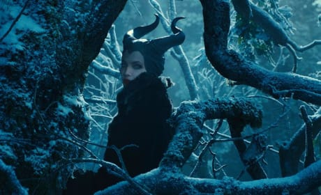 Maleficent Still Angelina Jolie