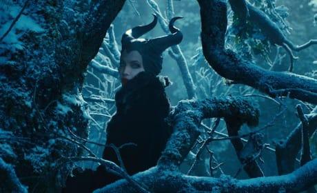 Maleficent Still Angelina Jolie