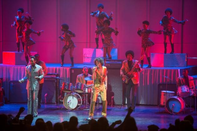 Get On Up James Brown Concert Scene