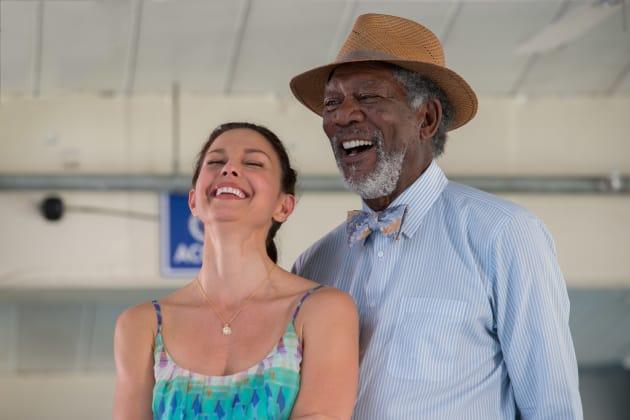 Dolphin Tale 2 Ashley Judd Morgan Freeman