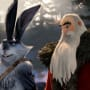 Alec Baldwin and Hugh Jackman in Rise of the Guardians